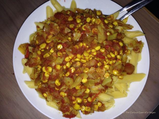 Corn Pasta - BLOG